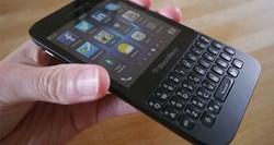 بلک بری حق استفاده از کیبورد QWERTY را به سایر تولید کنندگان گوشی واگذار میکند