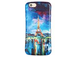 کاور طرح صبح پاریس مناسب برای گوشی موبایل اپل ایفون