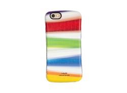 کاور طرح رنگین کمان مناسب برای گوشی موبایل اپل