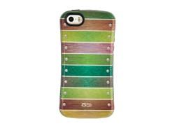کاور طرح پله سبز مناسب برای گوشی موبایل اپل ایفون