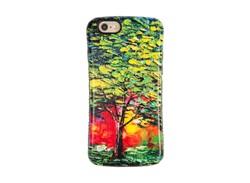 کاور طرح درخت مناسب برای گوشی موبایل اپل ایفون