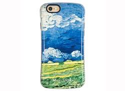 کاورژله ای طرح آسمان ون گوگ مناسب برای گوشی موبایل اپل ایفون
