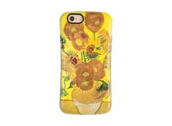 کاور طرح گلهای آفتابگردان مناسب برای گوشی موبایل اپل