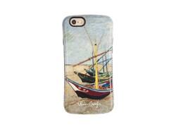 کاور طرح قایق های روی دریا ون گوگ مناسب برای گوشی موبایل اپل