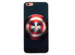 کاورژله ای مدل Avenger مناسب برای گوشی موبایل اپل iPhone 6 Plus