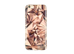 کاورژله ای مدل Broken mirror مناسب برای گوشی موبایل اپل