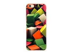 کاورژله ای مدل Cube مناسب برای گوشی موبایل اپل