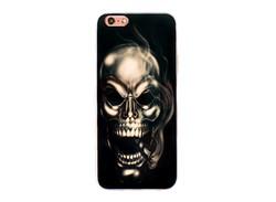 کاورژله ای مدل Death مناسب برای گوشی موبایل اپل
