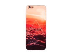 کاورژله ای مدل رویا مناسب برای گوشی موبایل اپل ایفون