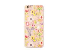 کاورژله ای مدل Flower مناسب برای گوشی موبایل اپل