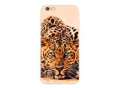کاورژله ای مدل Leopard مناسب برای گوشی موبایل اپل iPhone 6 plus