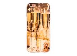 کاورژله ای مدل cheers مناسب برای گوشی موبایل اپل