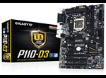 GIGABYTE GA-P110-D3 Motherboard