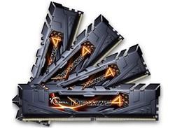 رم جی اسکیل مدل Ripjaws4 DDR4 32GB (8GB x 4) 3000MHz