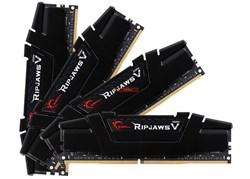 رم جی اسکیل مدل RipjawsV 32GB (4x8GB) 3200MHz