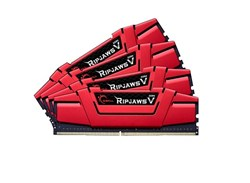 رم جی اسکیل مدل RipjawsV DDR4 16GB (16GB x 1) 3000MHz