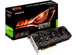 کارت گرافیک گیمینگ گیگابایت مدل GTX 1070 G1 Gaming