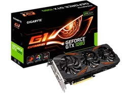 کارت گرافیک گیمینگ گیگابایت مدل GTX 1080 G1 Gaming