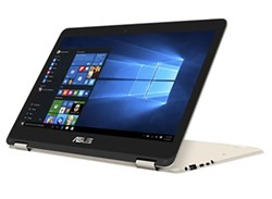 ASUS ZenBook Flip UX360CA Core-M 8GB 512GB SSD Intel QHD Touch