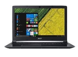 Laptop Acer Aspire 7 A715 Core i7 12GB 1TB+256GB SSD 4GB FHD