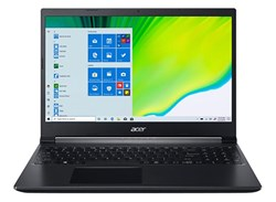 Laptop Acer Aspire A715 Core i7(10750H)16GB 1TB SSD 4GB (1650) FHD