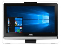 MSI Pro 20E 7 C4400 4GB 1TB Intel touch All-in-One PC