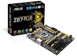 مادربرد ایسوس مدل Z87-PLUS