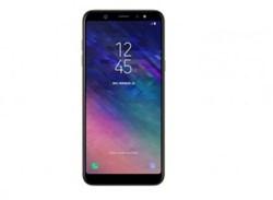 Samsung Galaxy A6 SM-A605 plus 64GB Dual SIM Mobile Phone