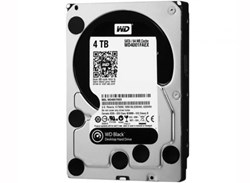 Western Digital Black 4TB Internal Hard Drive