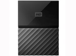 Western Digital My Passport WDBYNN0040B External Hard Drive - 4TB