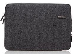 Gearmax Woolen Sleeve Cover For 13.3 inch Laptop<br />