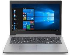 Laptop Lenovo IdeaPad 330 Core i3 (7020U) 4GB 1TB 2GB MX150