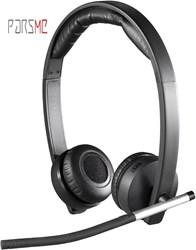 logitech H820e stereo headset