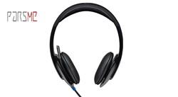 logitech H340 stereo headset