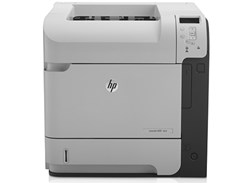 printer HP Enterprise 600 M601n